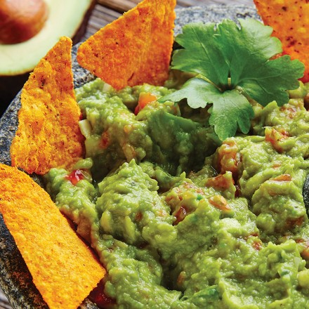 Guacamole Made to Order