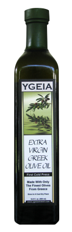 YGEIA Extra Virgin Olive Oil